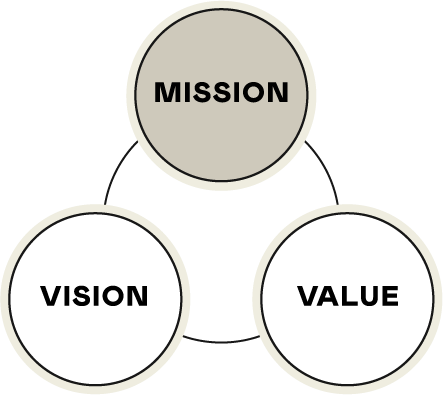 MISSION  VALUE VISION